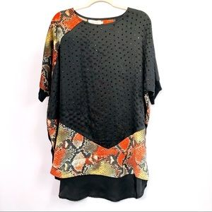 Simply Couture High Low Top XXL